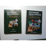 4 Fasciculos Diccionario Enciclopedico Larousse La Nacion