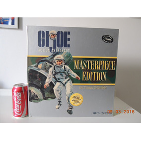 Gi Joe Astronauta - 30 Cm - Masterpiece Edition 1996 Deluxe