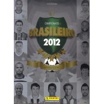Álbum C Brasileiro 2012 + Fig Novos Contratados +fig Campeão