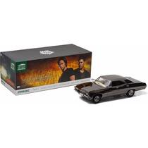 El333 1:18 Impala 67 Supernatural Black Chrome Limit Edition