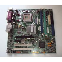 Placa Mãe Lenovo 775 Ddr2 Modelo L-i946f C/ Defeito