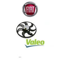 Eletroventilador Valeo Fiat Punto 2007 A 2012 Original