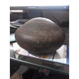 Pieza Geologica Unica Forma Ovni (ufo Stone)