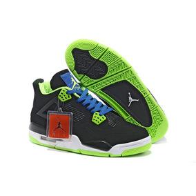 Zapatillas Jordan 4 Cement S/caja En Stock!