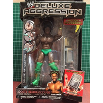 Wwe Deluxe Aggression Series 17 - Kofi Kingston