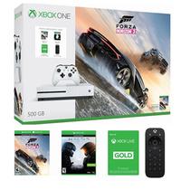 Consola Xbox One S 500gb + Forza Horizon 3 + Halo 5 + Contro