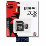 Cartão Memória Kingston Micro Sd 2gb Lacrado Original