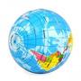 Juguete Mapa Mundial De Espuma Globo De La Tierra Alivio De