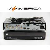 Receptor Tv Satelital Libre Mpeg2 Sd Azamerica S810b