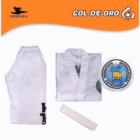 Trajes Dobok Taekwondo Itf Oriente Mejor Precio Gol De Oro