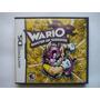 Wario Master Of Disguise Original Ds Loop123
