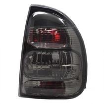 Lanterna Traseira Ford Ka 97 98 99 00 2001 Ré Fume Esquerdo