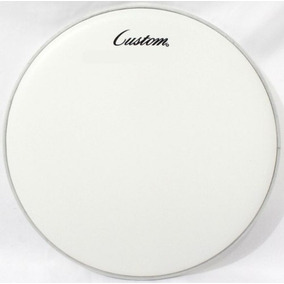 Pele Porosa 14 Para Caixa De Bateria Custom Drums Coated Hea