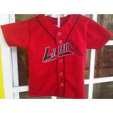 Vendo:chaqueta Roja De Cardenales De Lara Talla 02 De Niños.