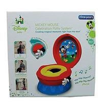 Silla Para Baño Mickey Mouse 3 En 1 Musical (vasenilla)
