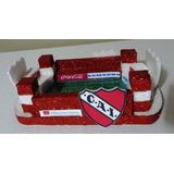 Estadio Cancha De Independiente Centro De Torta Cumpleaños
