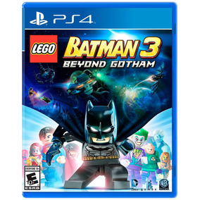 Juego Lego Batman 3 Físico Sellado Ps4 Beyond Gotham Alclick