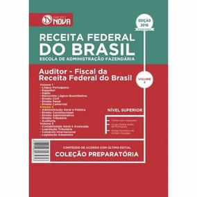 Apostila Concurso Receita Federal Auditor Fiscal - Completa