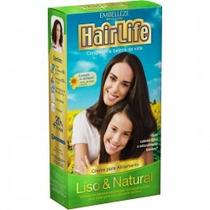 Creme Para Alisamento Embelleze Hairlife Liso E Natural 180g