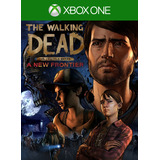 The Walking Dead: A New Frontier Complete Season - Xbox One