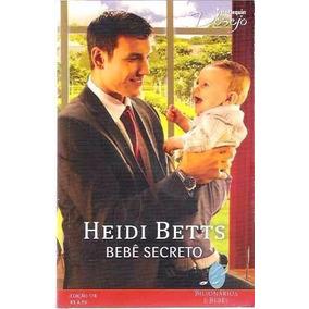 Livro Harlequin Desejo Bebe Secreto Ed. 178