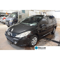 Peugeot 307 Sw 1.6 Camioneta Techo Cielo Familiar Impecable