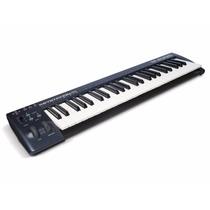 M-audio Keystation 49 Ii 49-key Usb Midi Keyboard Controller