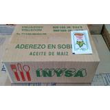 Aceite De Maiz Individual 200 X 8gr Sobres