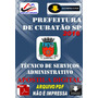 Apostila Digital Pref Cubatao Tec Servicos Administrativo