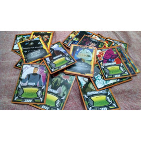 Cards Ben 10 -lote Com 50 Cards