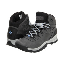 Bota Trekking Columbia Montaña Impermeable Mujer Local Caba