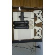 Playstation 3 Super Slim Branco - Ps 3