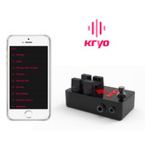 Pedal Multiefectos Reprogramable Con Smartphone Marca Kryo
