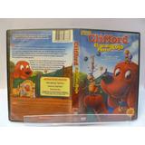 Clifford El Gran Perro Rojo La Película Dvd Original 1ar