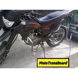 Rack Suporte Transportar Prancha Surf Moto Yamaha Xtz 125