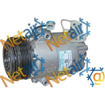 Compressor Delphi Cvc Corsa Novo Meriva Stilo Palio 1.8