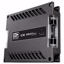 Módulo Banda Ice 2500w Rms Amplificador Digital Vx 2 Ohms