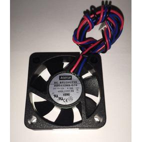 Fan Cooler 40x10mm 4cm 40mm 12v 0,10a 6000rpm 1.08w 3 Fios