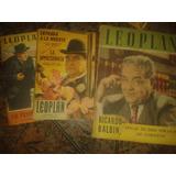 Ocho Revistas Leoplan Antiguas 1951-1958