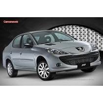 Sucata Peugeot 207 Passion Para Retirada De Peças