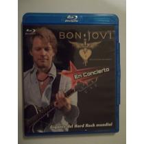 Peliculas Blueray Bluray Blue-ray Bon Jovi En Concierto