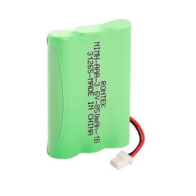Bateria 3,6v 850mah Ni-mh Aaa P/ Telefone Sem Fio
