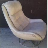Silla Original D Suecia Diseño Lounge Retro Vintage 60-70
