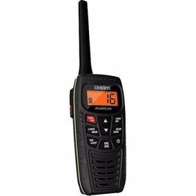 Radio Vhf Portatil Uniden Atlantis 270 Digital Lançamento
