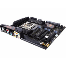 Placa Mãe Asus Rog Strix X99 Gaming Lga 2011-v3 Intel