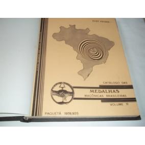 Medalhas Maçonicas Brasileiras Assinado Kurt Prober