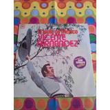 Vicente Fernandez Lp El Ídolo De México 1974