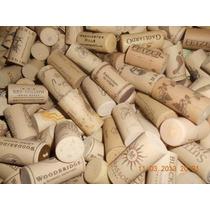 Lote 200 Corchos Usados Sinteticos Naturales Varios Modelos