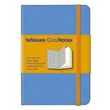 Caderninho Caderno De Notas Coolnotes Teneues Alemão