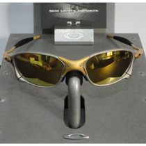 Óculos Oakley Juliet Romeo 24k X-squared Double Frete Grátis